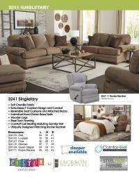 Jackson Singletary Sofa/Love