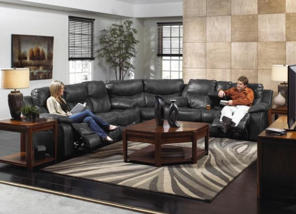 Catnapper Catalina Reclining Sofa/Love