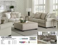 Jackson Havana Sofa/Love