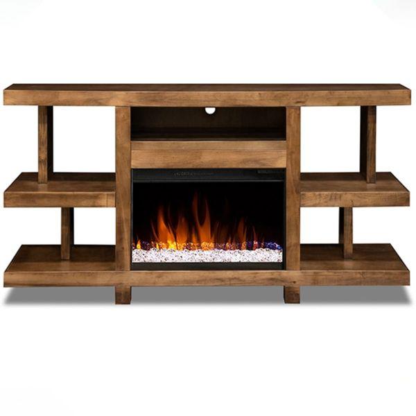 Legends Aurora Fireplace Console