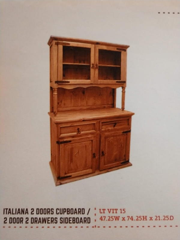 Rustic Italiana Cupboard