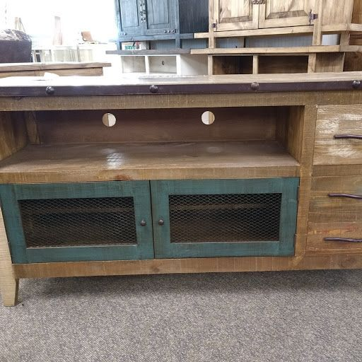 Urban Rustic TV Stands