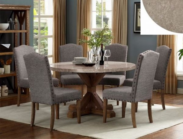 Vesper Round Dining Table