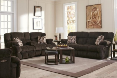 Catnapper Brice Power Reclining Sofa/Love