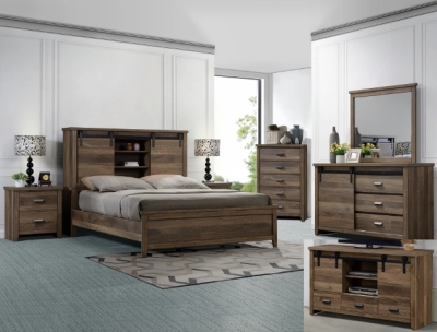 Calhoun Bedroom