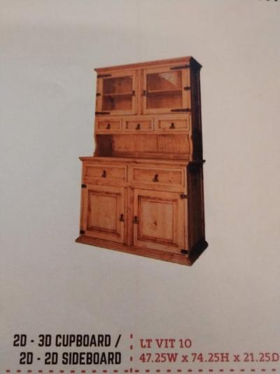 Rustic Cupboard/Sideboard