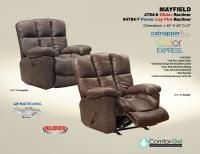 Catnapper Power Mayfield Recliner