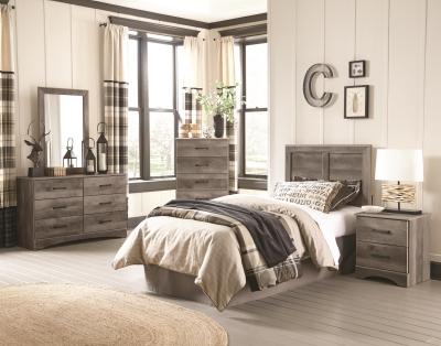 Gambrel Bedroom