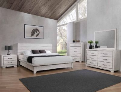 White Sands Bedroom Group